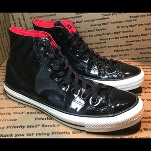 RARE Converse Limited Edition patent leather 9.5!